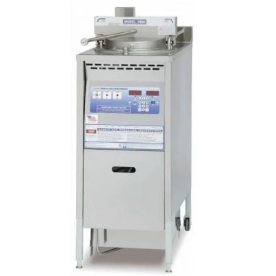 Broaster 1600 chicken pressure fryer