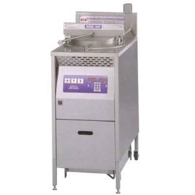 Broaster 1800 chicken pressure fryer