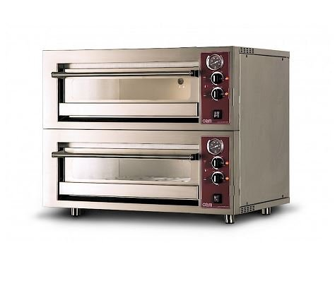oem practico pizza oven twin deck