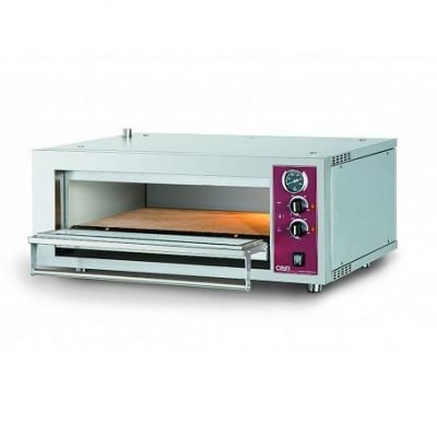 oem practico pizza oven single deck