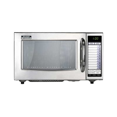Sharp R21AT 1000w Commercial microwave