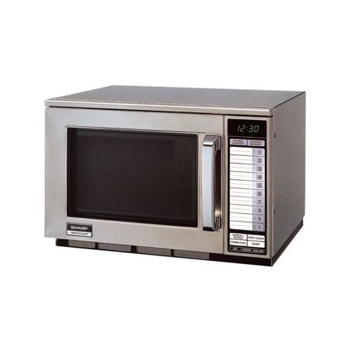 Sharp R24AT 1900w microwave oven
