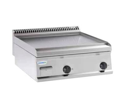tecnoinox 700mm wide griddle