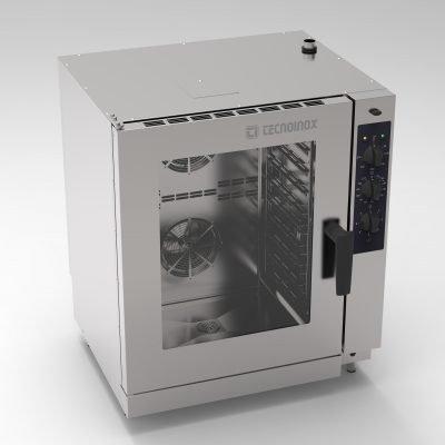 Tecnoinox EFC10M manual combi oven