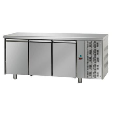 Tecnodom 3 door refigerated chef table