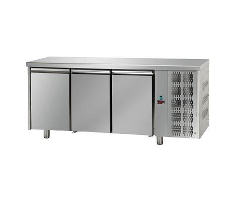 Tecnodom 3 door refigerated chef table