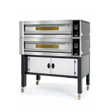oem millennium valido double deck pizza oven ihce ltd