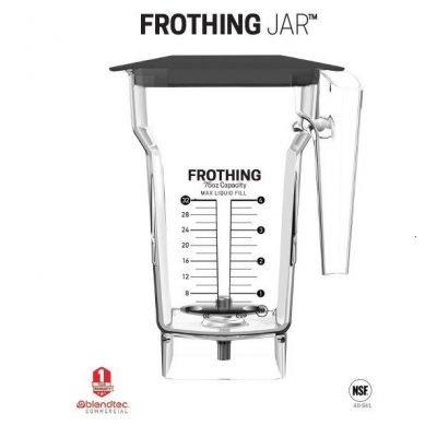blendtec frothing jar ihce