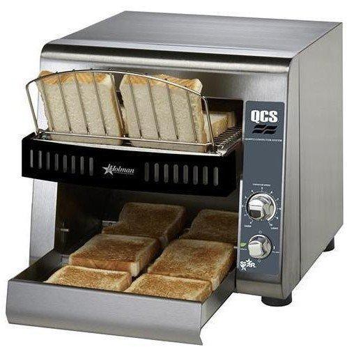 holman 2 slice conveyor toaster ihce ltd