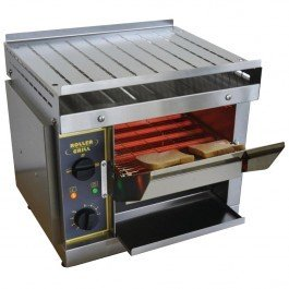 roller grill ct540 toaster angled view