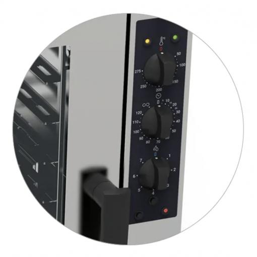 tecnoinoc tecnocombi manual controls