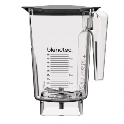 blendtec blender wildside jar