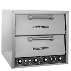 bakers pride dp2 pizza oven ihce