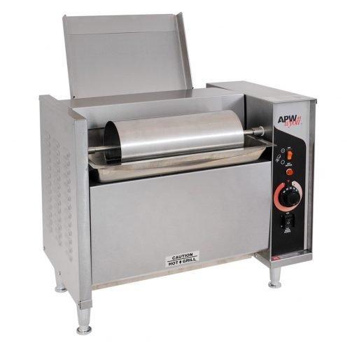 apw m-95-2 bun toaster spec sheet