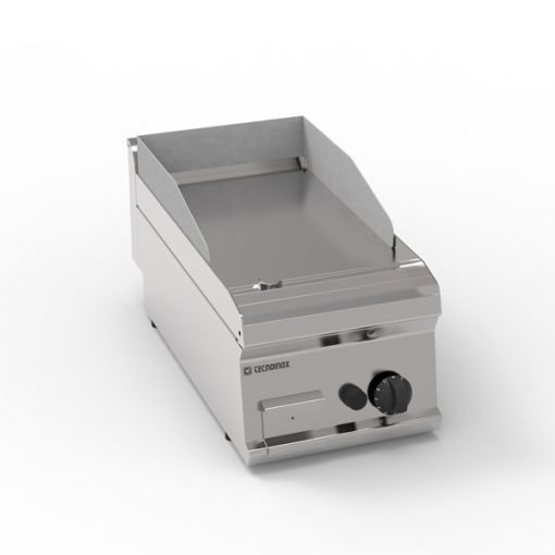 tecnoinox 350mm wide griddle FTC35E7 FTC35G7