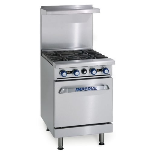imperial 4 burner cooker range ihce ltd